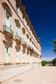 Royal Palace of Riofrio — Stock Photo