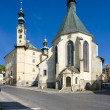 Banska Stiavnica - Foto Stock