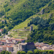 Stock Photo: Tournon-sur-Rhone
