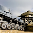 Tanks — Stock Photo