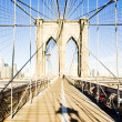 Brooklyn Bridge — Stock Photo #2800148