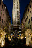 Rockefeller center — Stockfoto