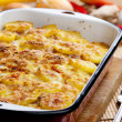 Baked potatoes — Stock Photo #2821461