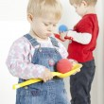 Playing children — Stock Photo #2826339