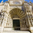 Stock Photo: Cathedral of Seville