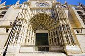 Katedrála v seville — Stock fotografie
