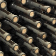 wine archive — Stock Photo