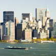 Stock Photo: Manhattan