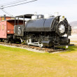 Stock Photo: Steam locomotive