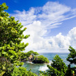 Galera Point; Trinidad - Stock Photo