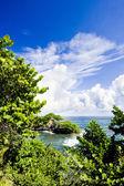 Galera Point; Trinidad — Stock Photo