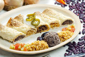 Mexican cuisine — Stock Photo