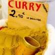 Stock Photo: Curry