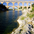 Pont du Gard — Stock Photo #2889693