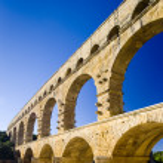 Pont du Gard — Stock Photo #2889747