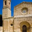 Monastery of Veruela — Stock Photo