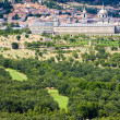 San Lorenzo del Escorial, Spain — Stock Photo #2894580