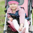 Toddler in pram — Stock Photo #2940135