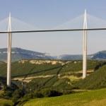 Millau Viaduct — Stock Photo #2948096