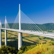 Millau Viaduct - Stock Photo