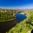 Garabit Viaduct — Stock Photo #2948849