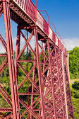 Garabit Viaduct — Stock Photo