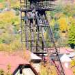 Mining tower — Stock Photo