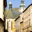 Banska Stiavnica — Stock Photo