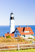 Lighthouse in USA — Stock Photo