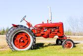 Tractor — Fotografia Stock
