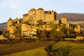 Berze-le-Chatel, Burgundy, France — Stock Photo