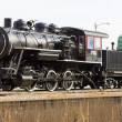 Steam locomotive — Stock Photo #3101577