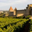 Carcassonne - Stock Photo