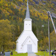 Church Jostedal — Stock Photo