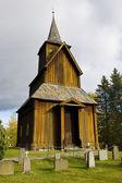 Torpo stavkirke — ストック写真