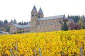 Monastery St Hildegard — Stock Photo