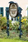 Johannisberg palacio — Foto de Stock