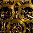 Detail of horologe - Stock Photo
