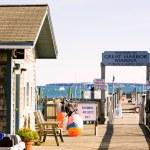 Southwest Harbor — Stock Photo