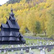 Stock Photo: Borgund Stavkirke