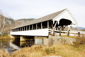 Stark Covered Bridge — Stock Photo