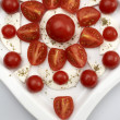 Caprese salad — Stock Photo #3359549