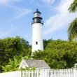Royalty-Free Stock Photo: The Key West Lighthouse
