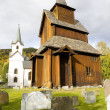 Stock Photo: Torpo Stavkirke