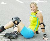 Inline skater — Stock Photo