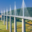 Millau Viaduct — Stock Photo #3437091