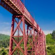 Garabit Viaduct — Stock Photo #3437120