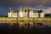 Schloss chambord — Stockfoto