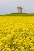 Windmill, France — Stock Photo