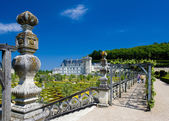 Villandry Castle — Stock Photo
